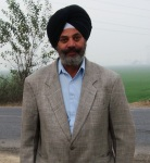 Gurdial singh tibbewale- painter and business man