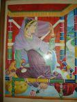 Heer in doli- inspired by sobha singh
